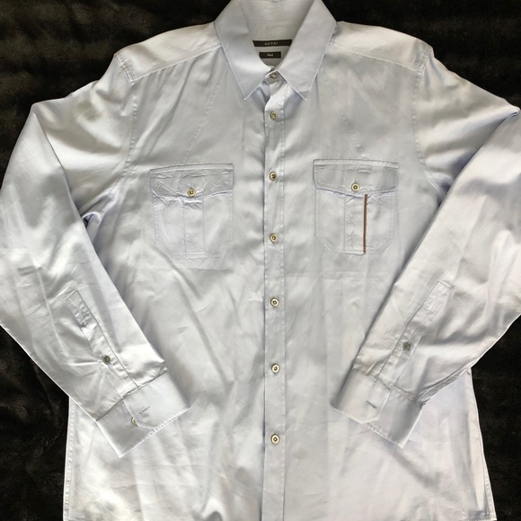 58aa131a7 Gucci Shirts   Mens Button Up Sz 4317 Great Condition   Poshmark